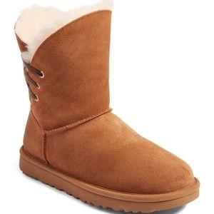 Ugg Constantine boot NWB size 10 chestnut